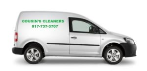 Free Pickup and Delivery Dry Cleaning in Fort Worth