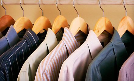 Professional Shirt Service in Fort Worth